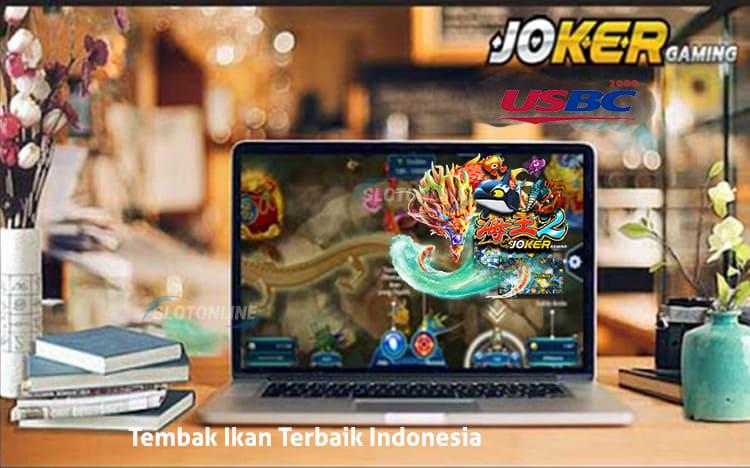 Tembak Ikan Terbaik Indonesia