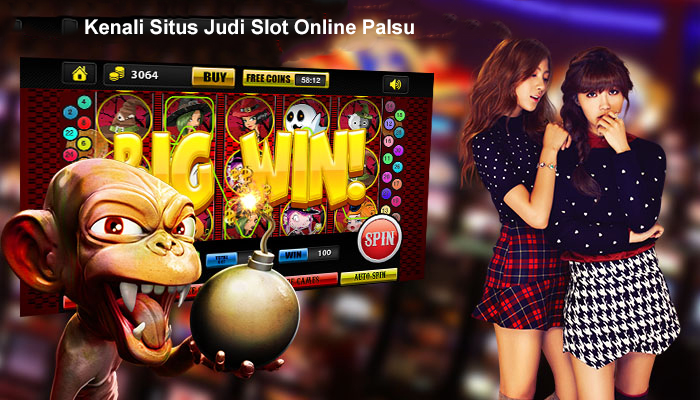 Kenali Situs Judi Slot Online Palsu