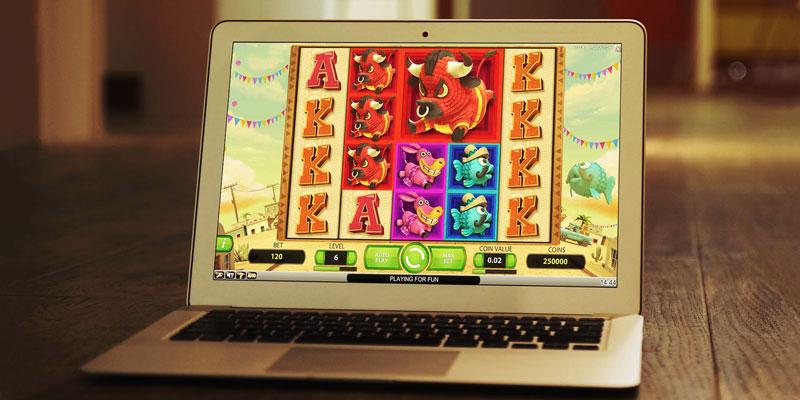 Game Slot Online Bertema Playboy