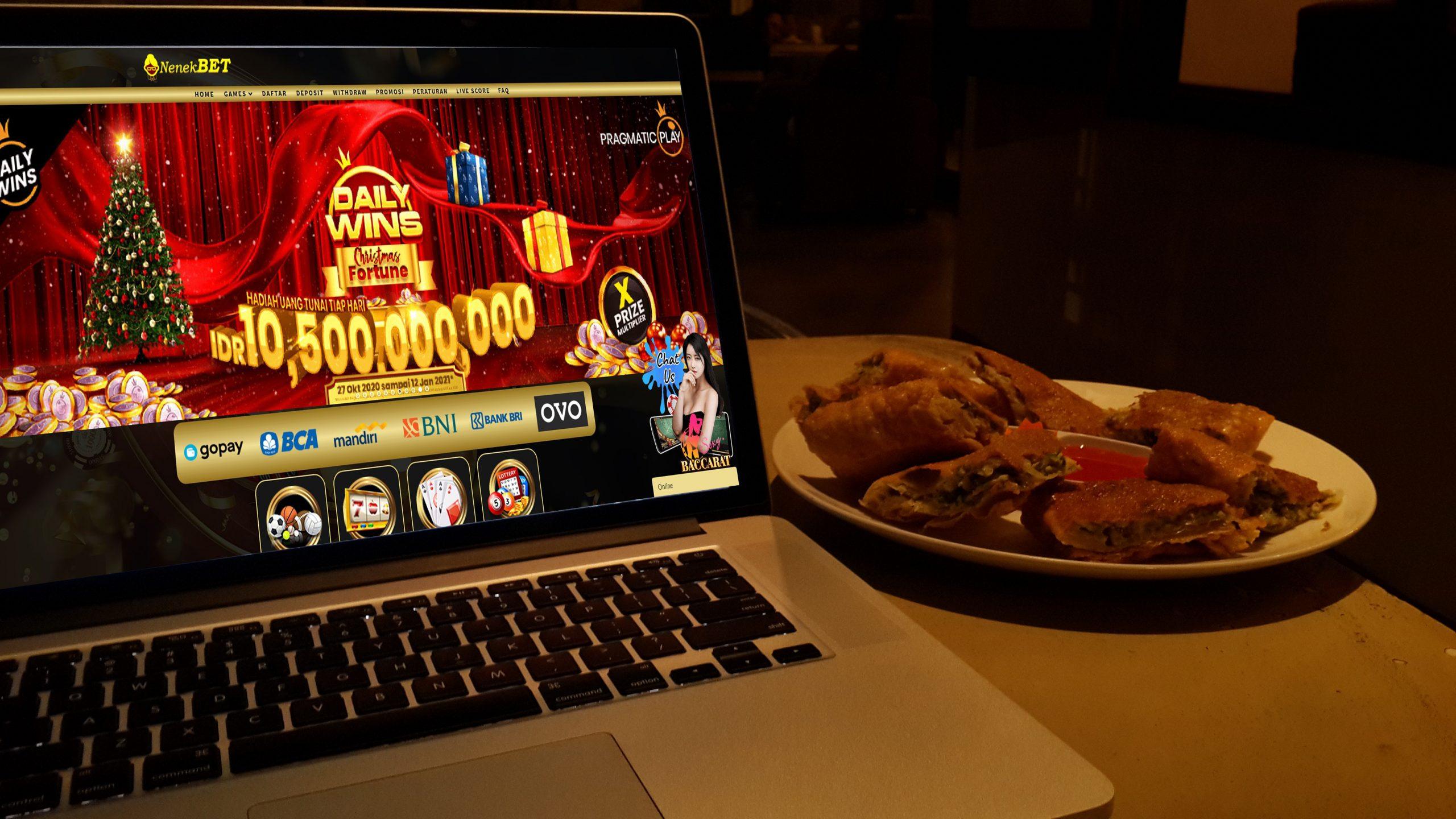 Dua Game Slot Online Beda Masa Di Agen Slot Online