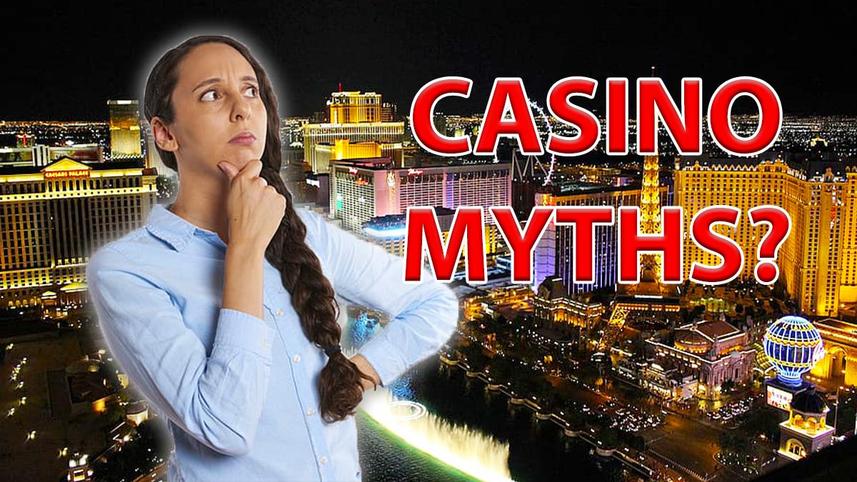 4 Mitos Tentang Casino Yang Tidak Benar