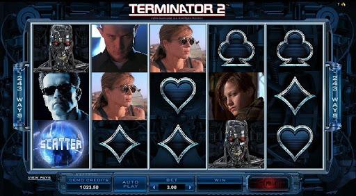 Ulasan Slot Online Terminator 2 Oleh Microgaming